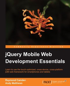 jQuery Mobile Web Development Essentials-cover