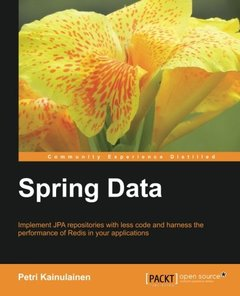 Spring Data-cover