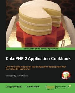 CakePHP 2 Application Cookbook-cover