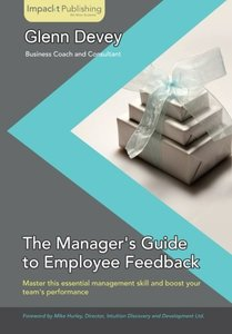 The Manager's Guide to Employee Feedback-cover