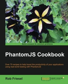 PhantomJS Cookbook-cover