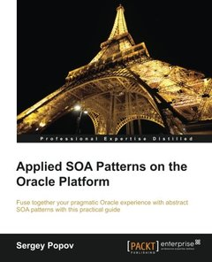 Applied SOA Patterns on the Oracle Platform-cover