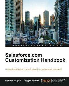 Salesforce.com Customization Handbook-cover