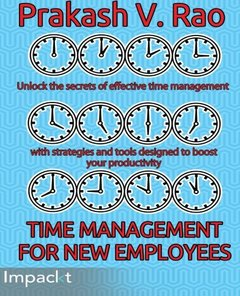 Time Management for New Employees-cover
