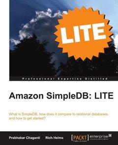 Amazon SimpleDB: LITE-cover
