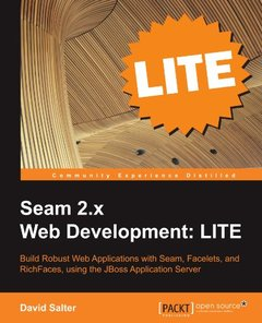 Seam 2 Web Development: LITE-cover