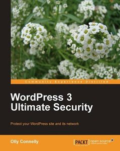 WordPress 3 Ultimate Security-cover
