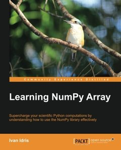 Learning NumPy Array-cover