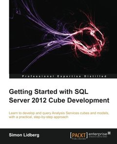 Getting Started with SQL Server 2012 Cube Development-cover