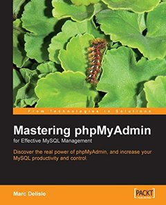 Mastering phpMyAdmin for Effective MySQL Management-cover