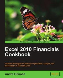 Excel 2010 Financials Cookbook-cover
