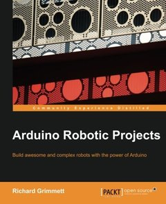 Arduino Robotic Projects-cover