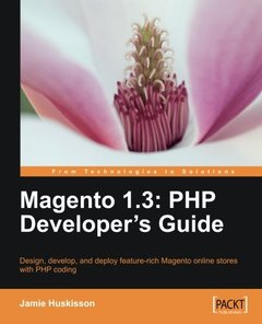 Magento 1.3: PHP Developer's Guide-cover