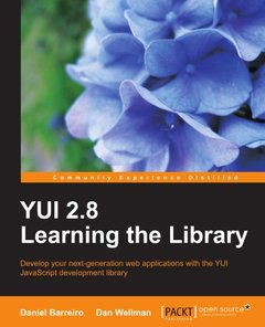 YUI 2.8 Learning the Library-cover