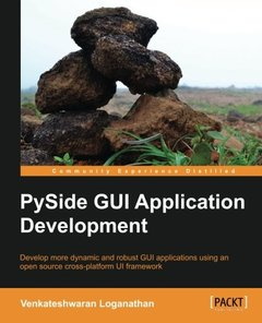 PySide GUI Application Development-cover