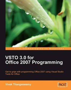 VSTO 3.0 for Office 2007 Programming-cover