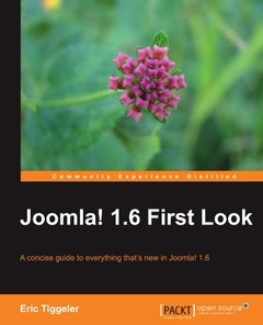 Joomla! 1.6 First Look-cover