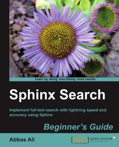 Sphinx Search Beginner's Guide-cover
