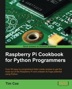Raspberry Pi Cookbook for Python Programmers-cover