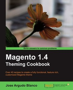 Magento 1.4 Theming Cookbook-cover