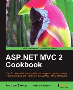 ASP.NET MVC 2 Cookbook-cover