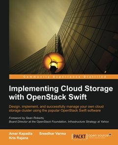 Implementing Cloud Storage with OpenStack Swift-cover