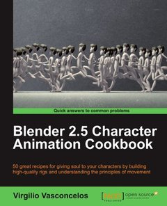 Blender 2.5 Character Animation Cookbook-cover