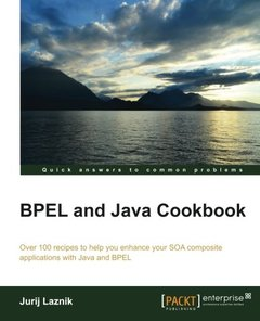 BPEL and Java Cookbook-cover