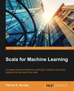 Scala for Machine Learning-cover