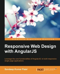 Responsive Web Design with AngularJS-cover