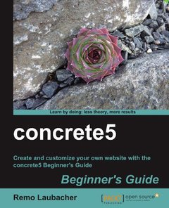 concrete5 Beginner's Guide-cover