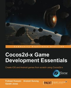 Cocos2d-x Game Development Essentials-cover