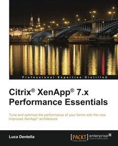 Citrix XenApp 7.x Performance Essentials-cover