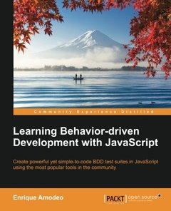 Learning Behavior-driven Development with JavaScript-cover
