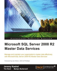 Microsoft SQL Server 2008 R2 Master Data Services-cover