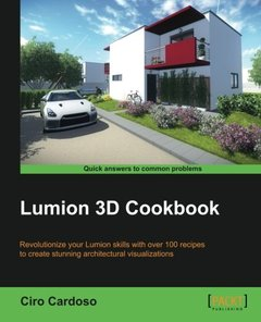 Lumion 3D Cookbook-cover