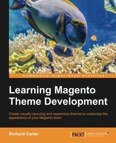 Learning Magento Theme Development-cover