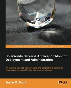 SolarWinds Server & Application Monitor: Deployment and Administration-cover
