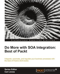 Do more with SOA Integration: Best of Packt-cover