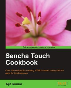 Sencha Touch Cookbook-cover