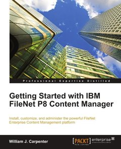 Getting Started with IBM FileNet P8 Content Manager-cover