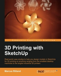 3D Printing with SketchUp-cover