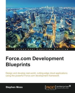 Force.com Development Blueprints-cover