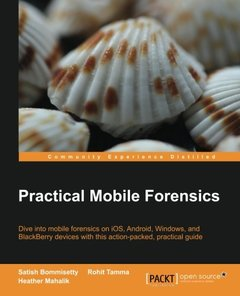 Practical Mobile Forensics-cover