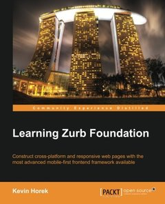 Learning Zurb Foundation-cover