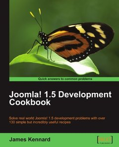Joomla! 1.5 Development Cookbook-cover