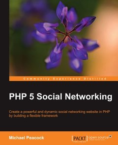 PHP 5 Social Networking-cover