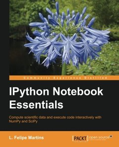 IPython Notebook Essentials-cover