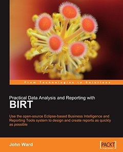 Practical Data Analysis and Reporting with BIRT-cover
