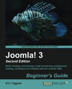 Joomla! 3 Beginner's Guide Second Edition-cover